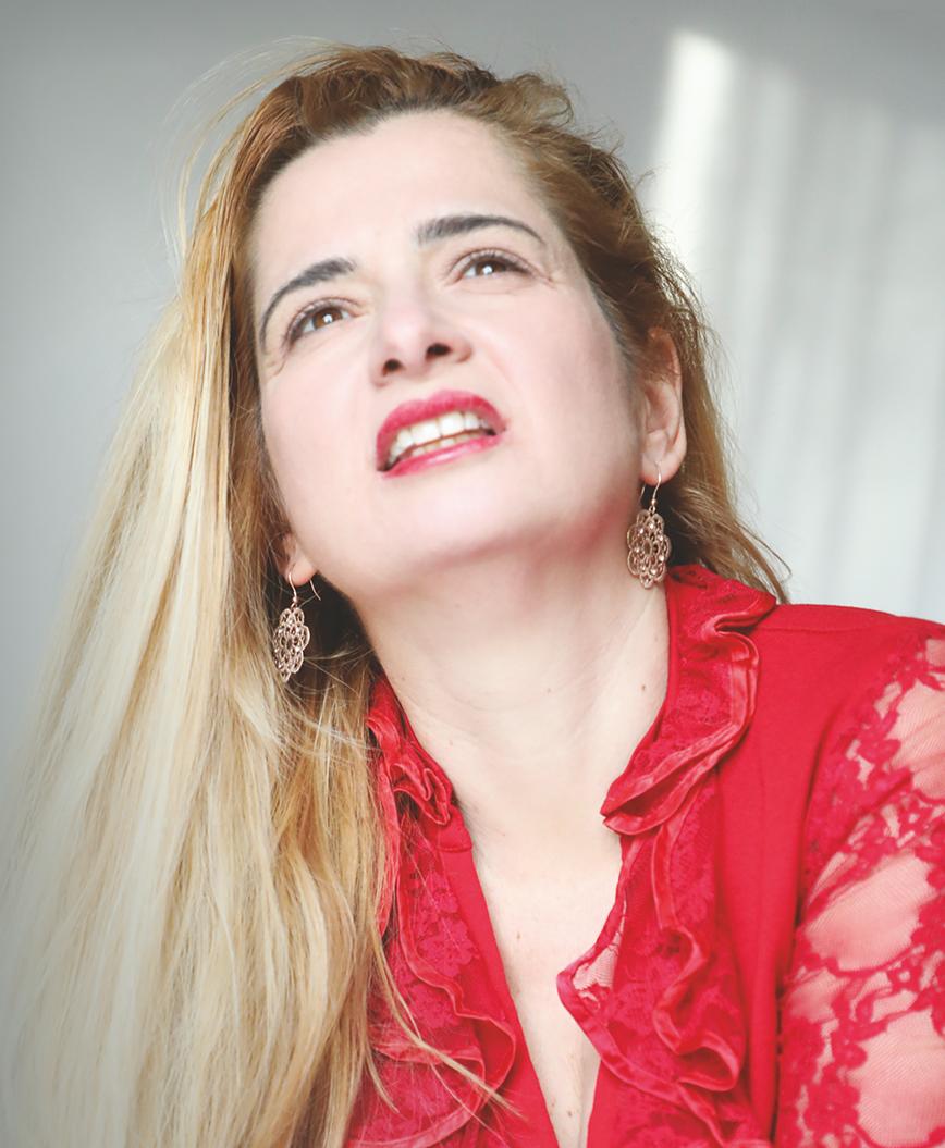 Εύα Κονδύλη, Υψίφωνος – «Θα καθόμουνα πλάι σου» – Αφιέρωμα στον Μιχάλη Σουγιούλ – «ΑΓΓΕΛΩΝ ΒΗΜΑ» – Στο πιάνο ο Φρίξος-Διονύσιος Μόρτζος