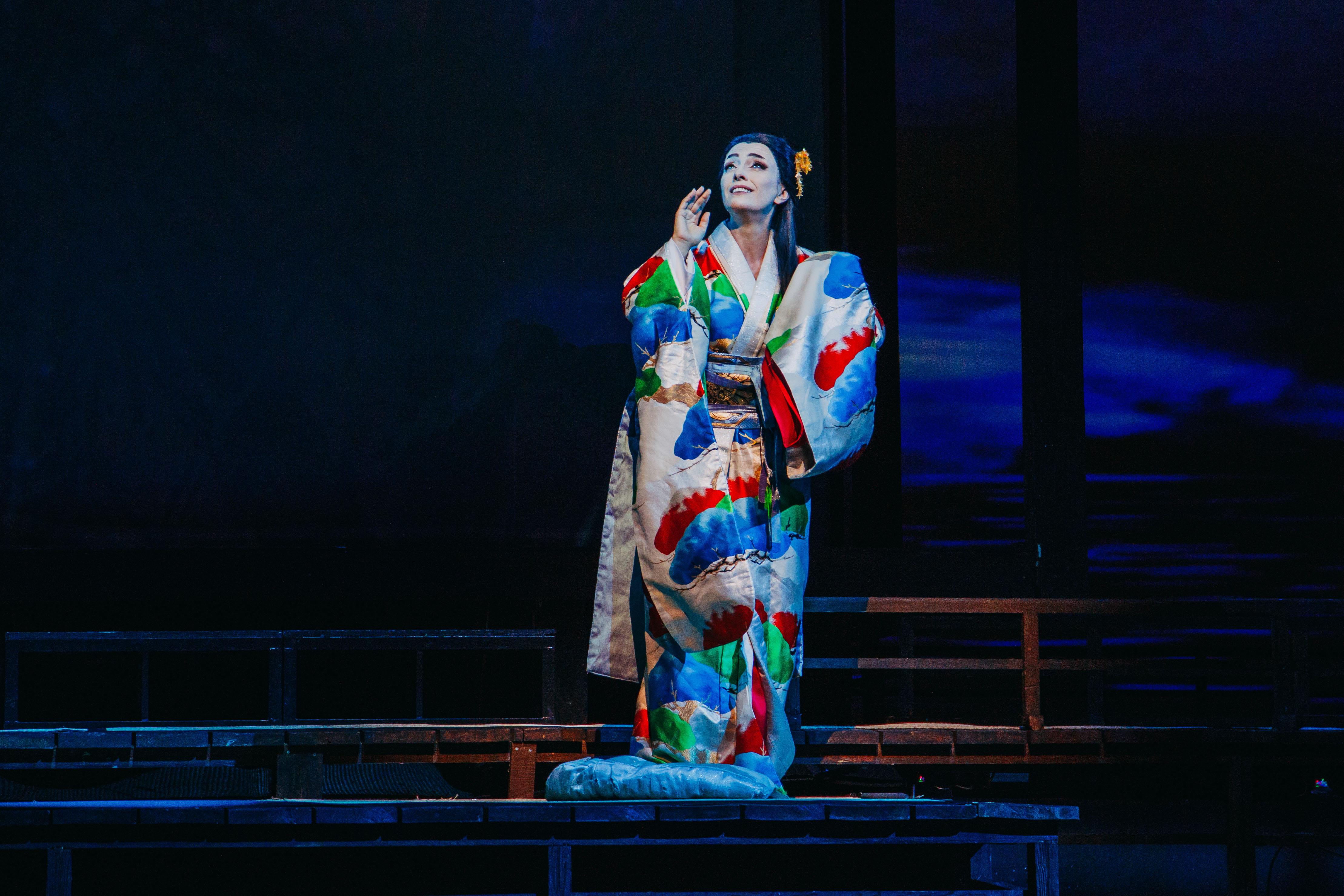 «Madama Butterfly» του Puccini από την Εθνική Λυρική Σκηνή