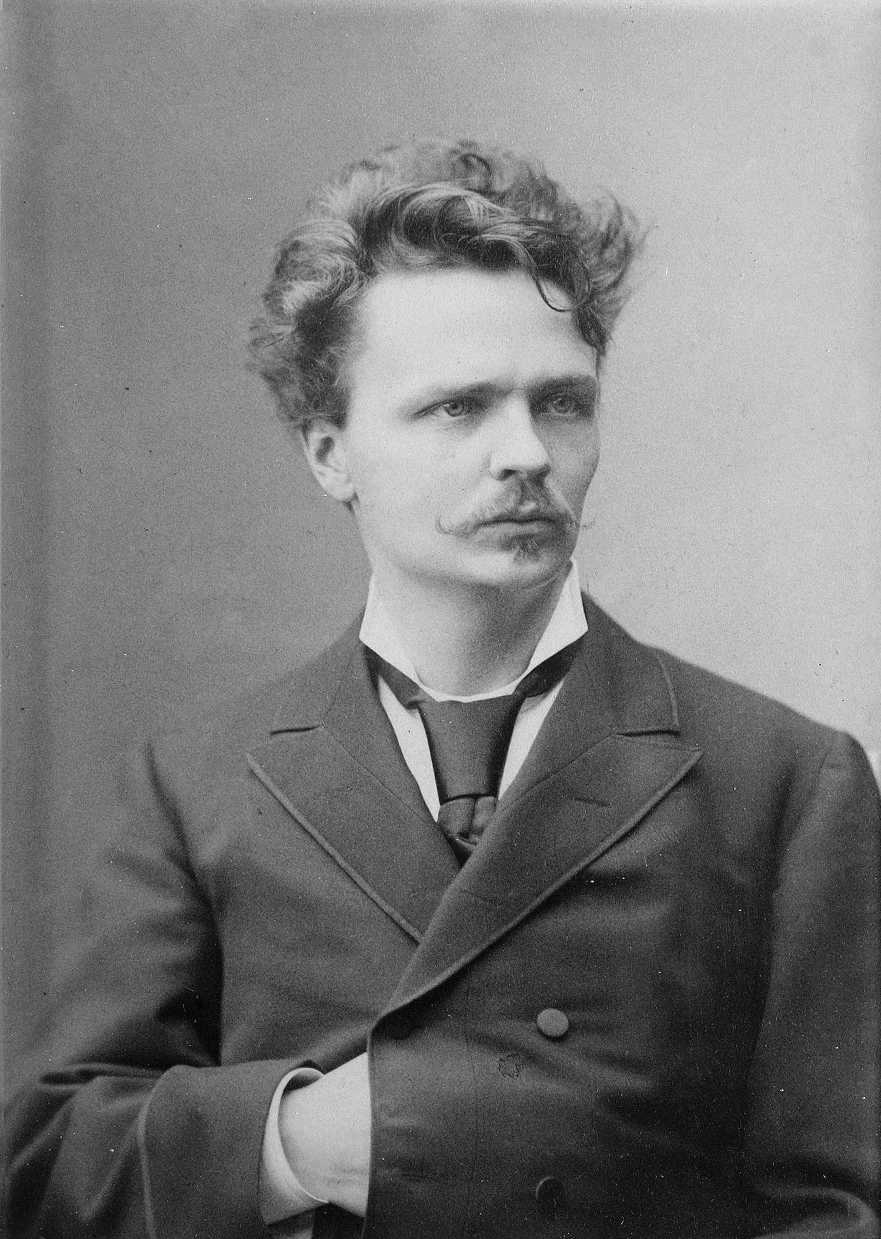 August Strindberg (1849-1912)