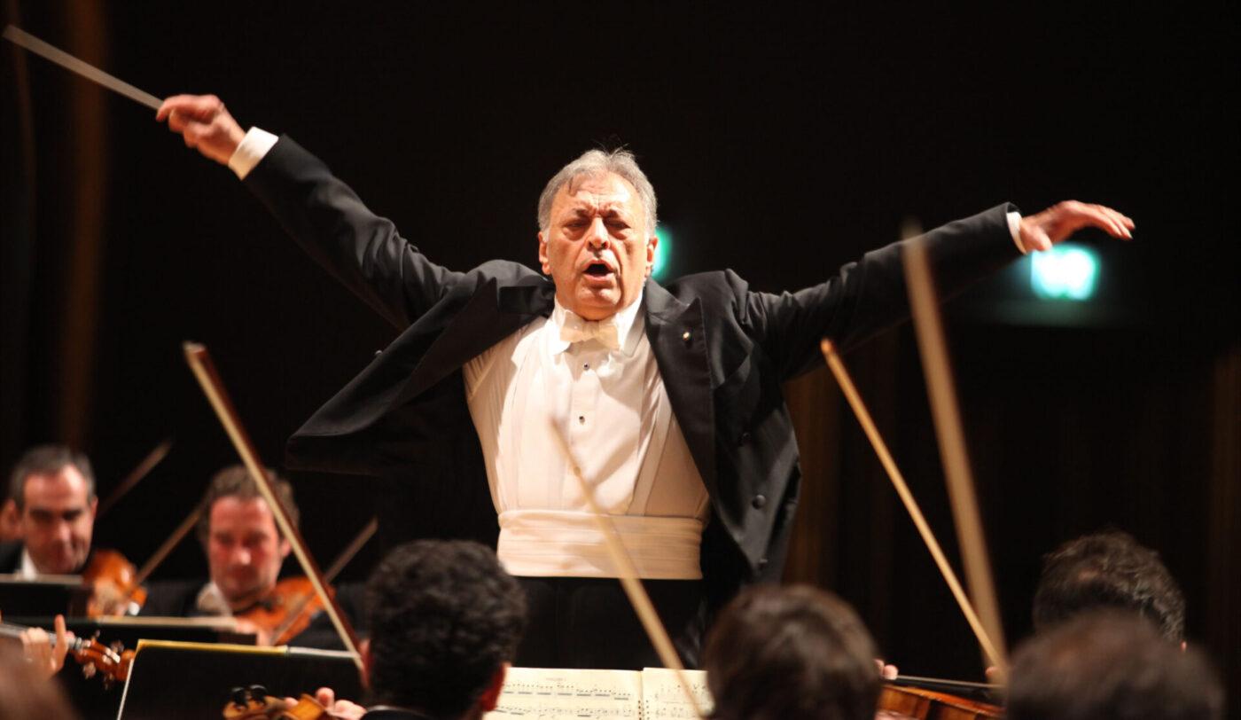 Φεστιβάλ Αθηνών σε συνεργασία με Μέγαρο Μουσικής Αθηνών – Brahms υπό βροχή, από Pinchas Zukerman και Ορχήστρα Φλωρεντινού Μουσικού Μαΐου, υπό Zubin Mehta