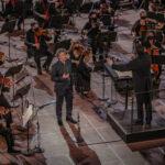 Jonas Kaufmann και Ορχήστρα της ΕΛΣ, υπό τον Jochen Rieder (φωτο: Α. Σιμόπουλος).